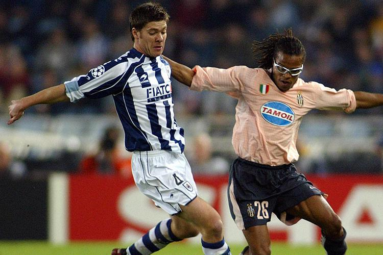 Remember when Juventus wore salmon pink?