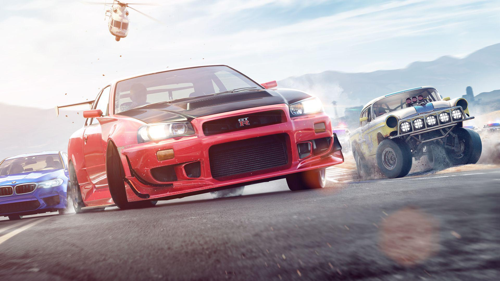 Need for Speed Payback launches on November 10 and will be popular amongst those picking up the X