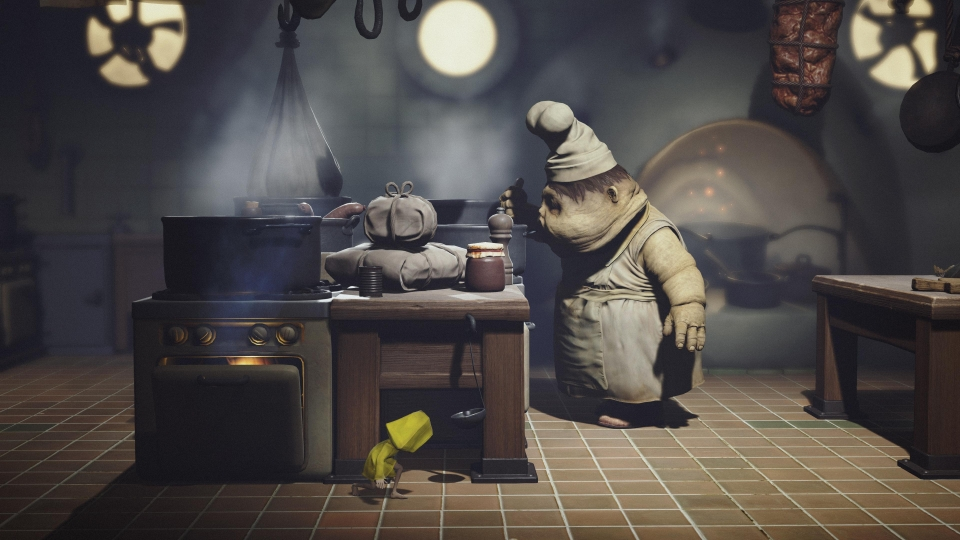 Some of the creations in Little Nightmares are truly terrifying