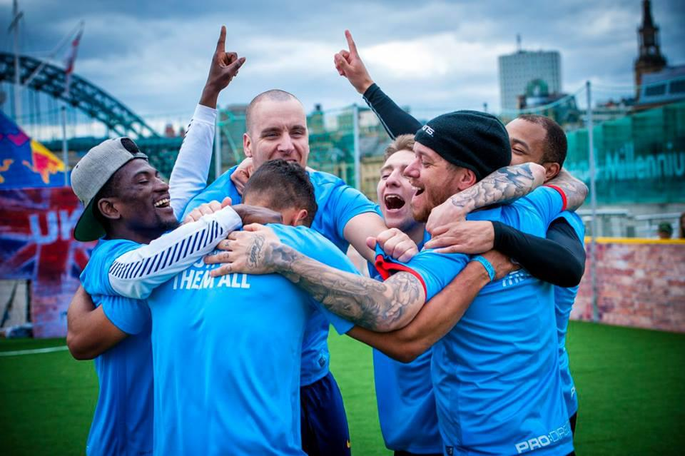 IFC 5s were victorious in the UK national final of Neymar Jr's Five tournament