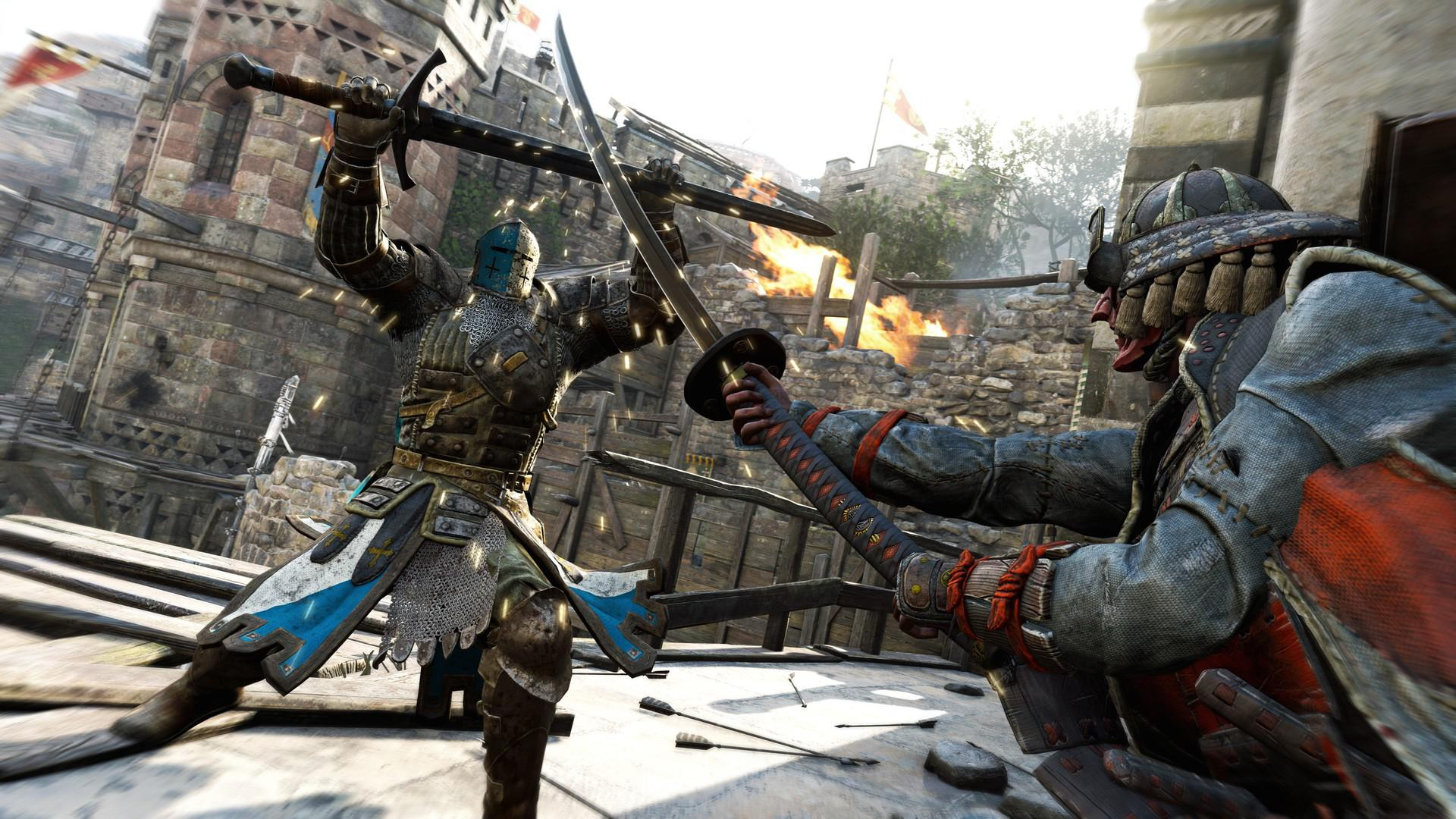 For Honor takes time to master – but when you do, it's a thrilling ride