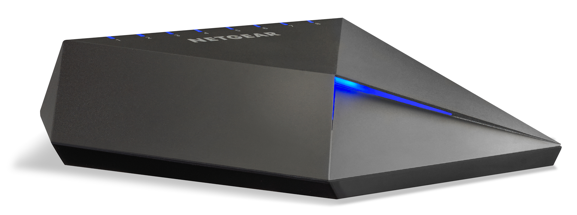 The S8000 Switch makes the Nighthawk ideal for gaming