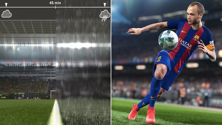 Fans have been calling out for years for FIFA to include a dynamic weather system