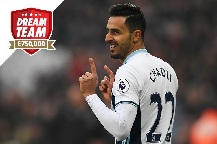 Chadli is a cheap alternative this season