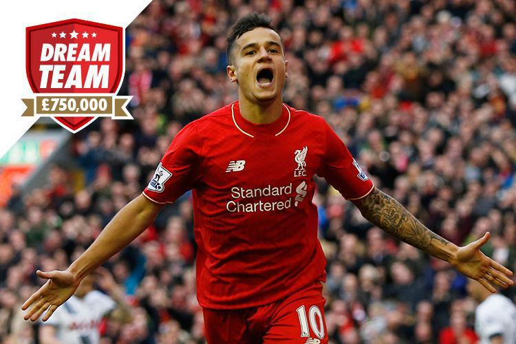 Coutinho was Liverpool's main man last season