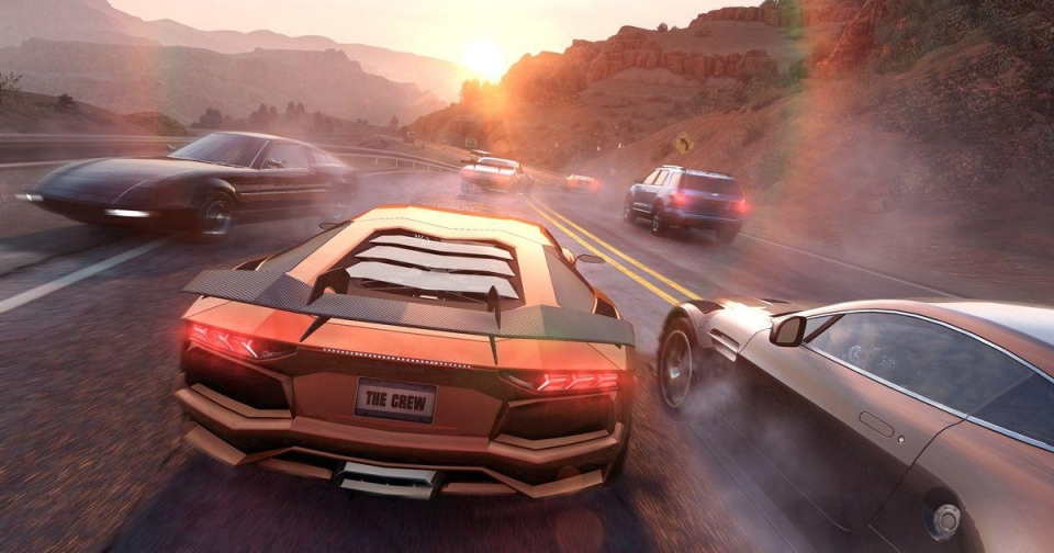The Crew 2 looks so much better than the 2014 original