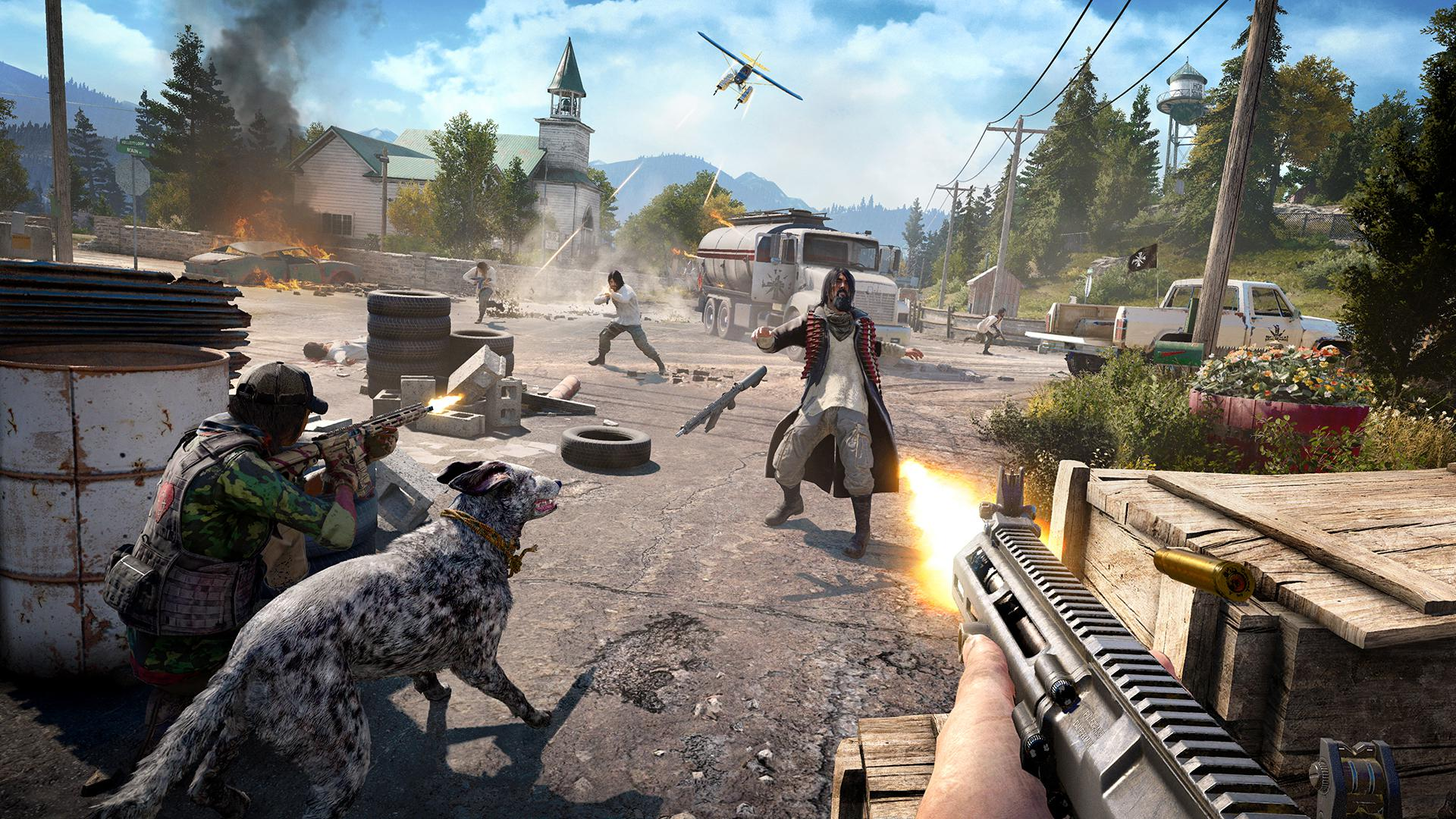 The latest Far Cry promises a lot of brutal action – not to mention an enormous open world for you to explore