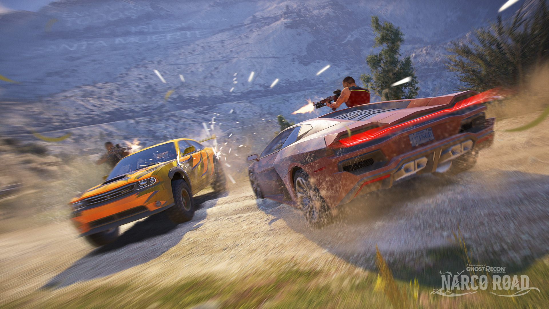 The new Narco Road DLC adds plenty more hours of fun to the brilliant Wildlands