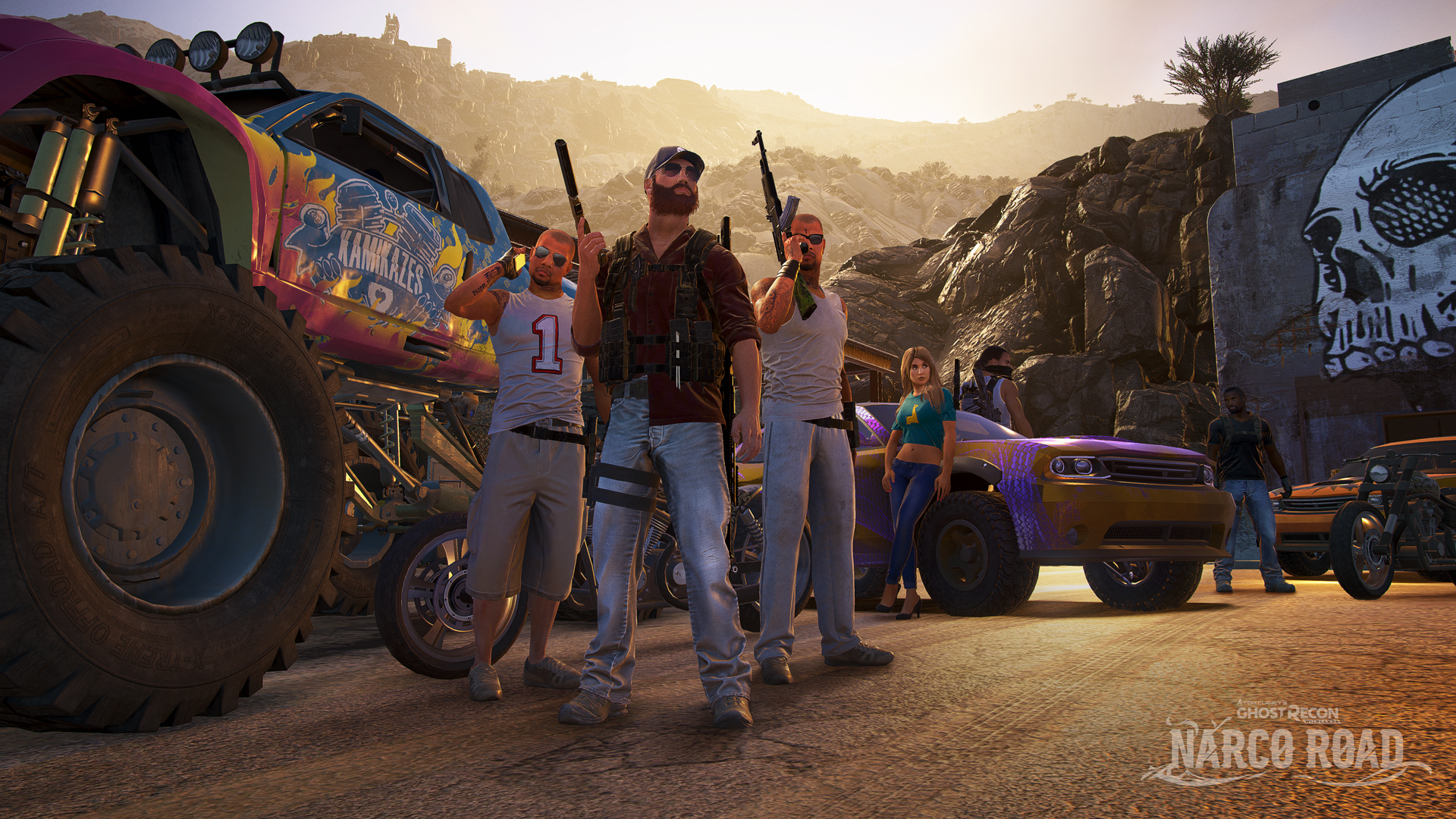 Narco Road sees you try and infiltrate the cartel and take them down from the inside