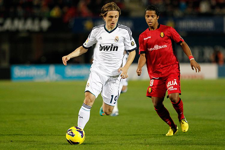 A Spurs legend and Luka Modric