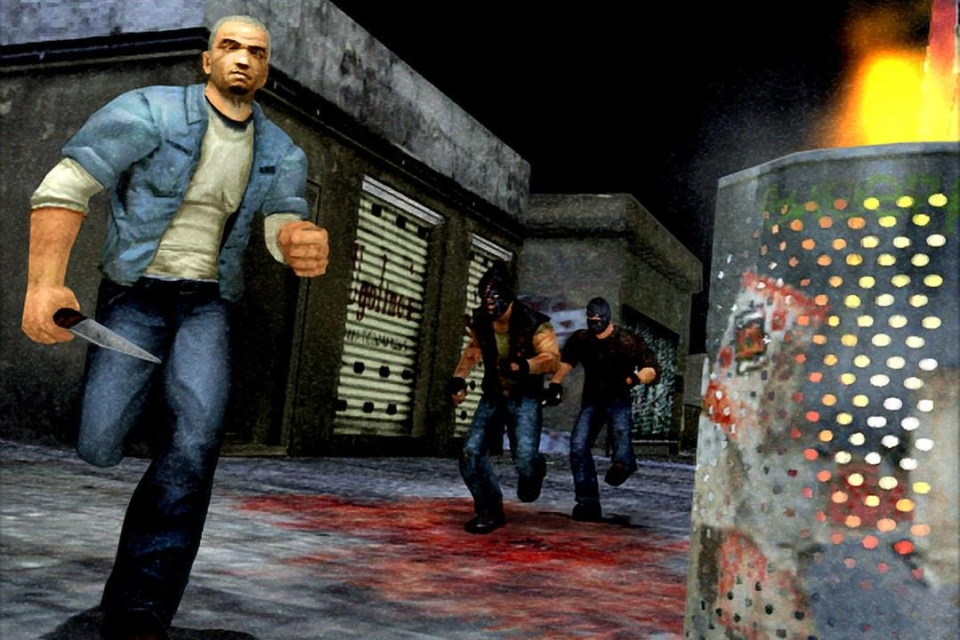 Manhunt caused a lot of controversy when it was release – but behind it all was a very decent game