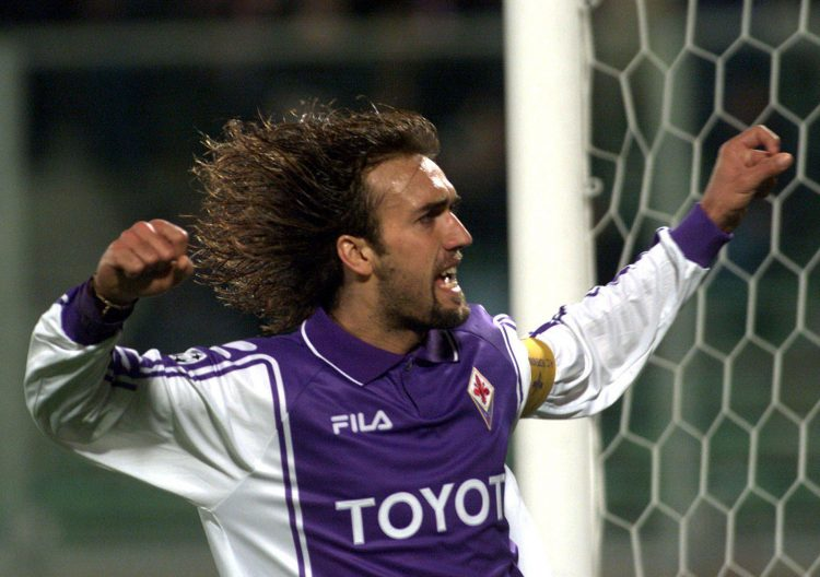 Batigol scoring for Fiorentina was once a very regular occurrence
