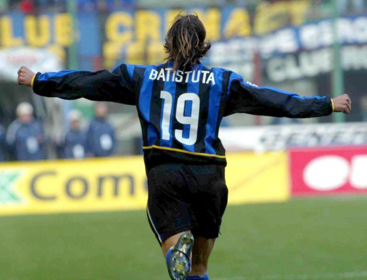 He even had a brief stint at Inter in 2003
