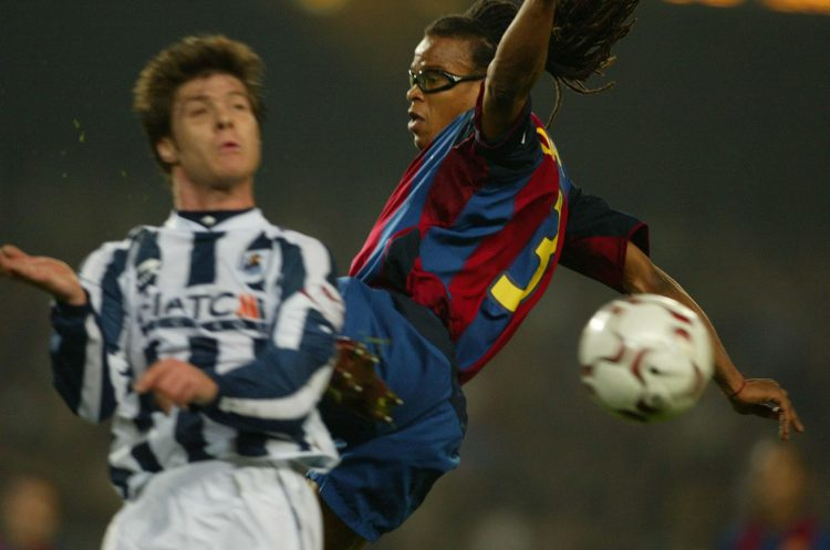 The Edgar Davids school of defending