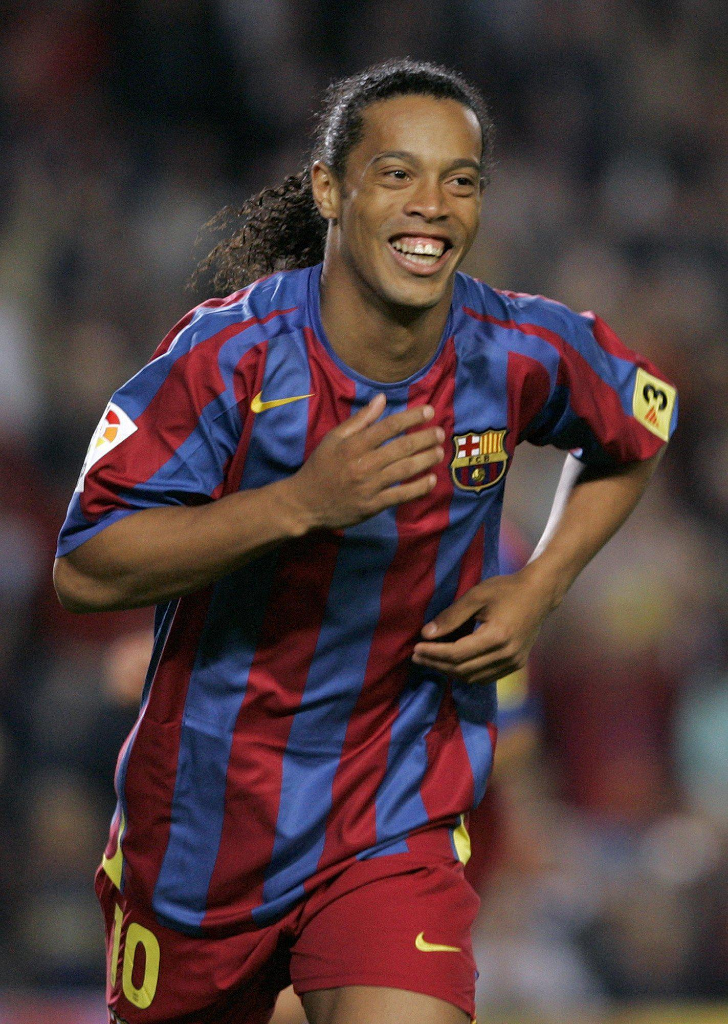 Ronaldinholast appeared in FIFA 10 and will be welcome back by the gaming community