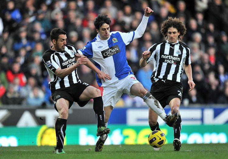 Remember him, Blackburn fans?