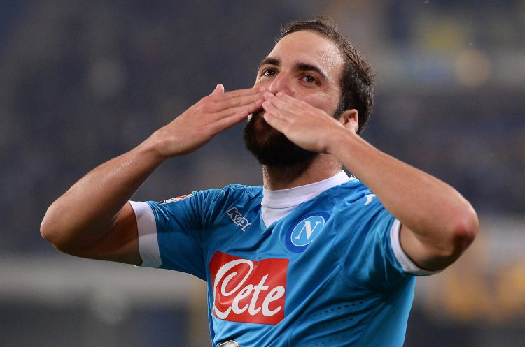 An Argentinian at Napoli?