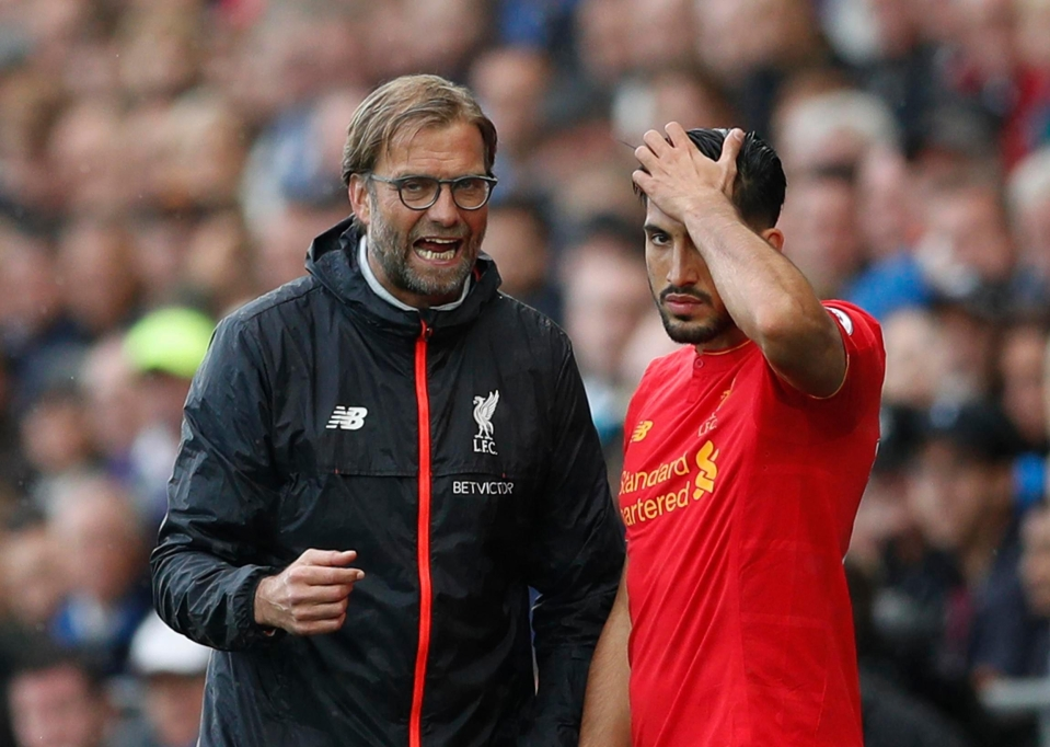 Will Klopp be able to resist a deal from Juventus for Can?