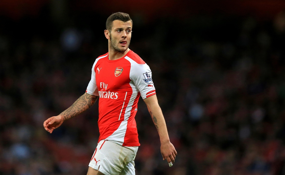 Jack Wilshere has been tipped to stay at Arsenal