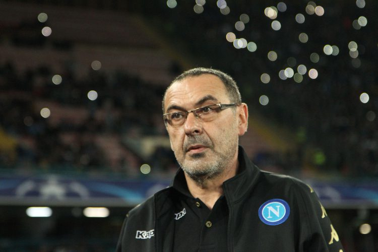Fancy a spell in the Premier League Maurizio?