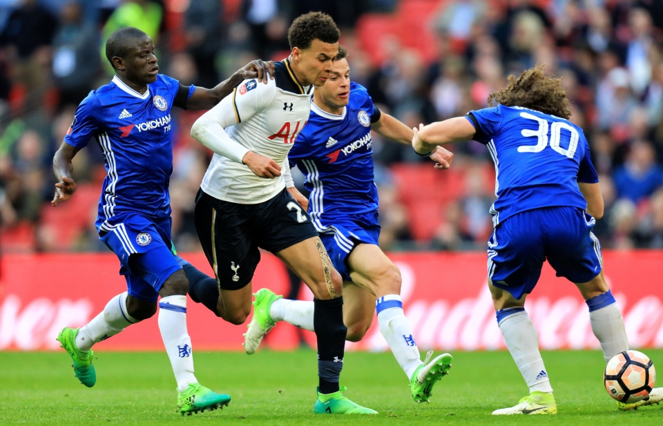 Chelsea have got the better of Spurs in recent games