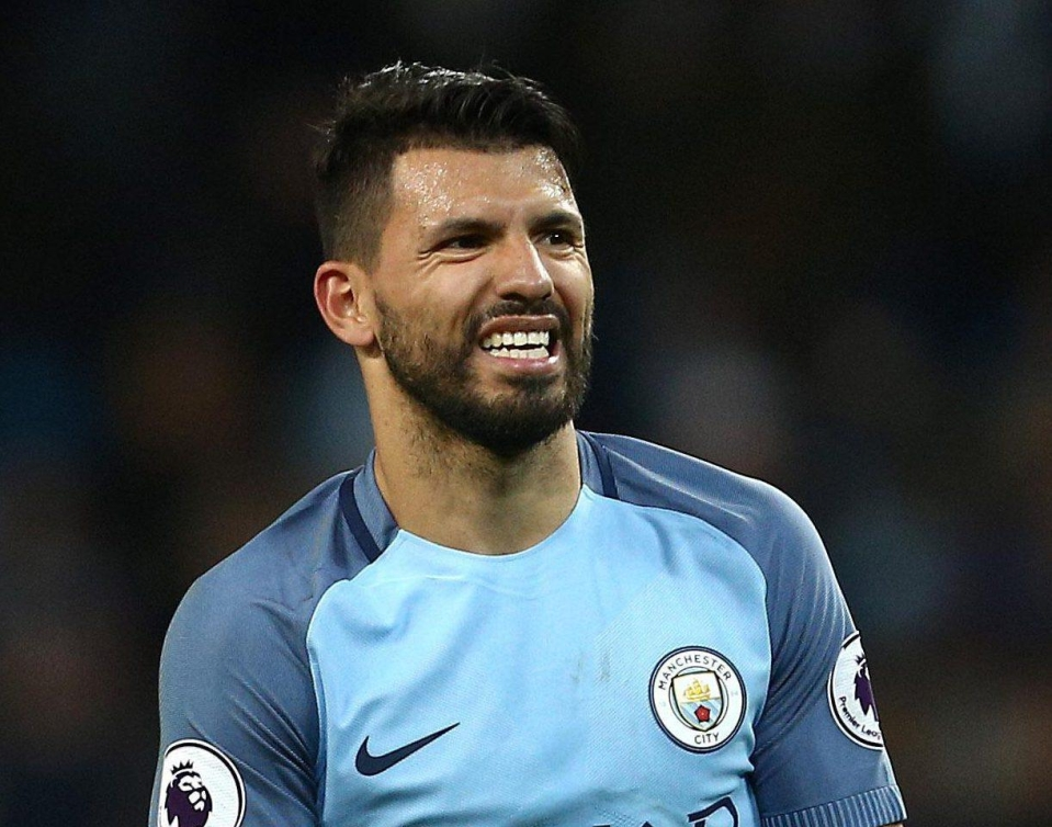 Chelsea are targeting Man City star Sergio Aguero in a shock summer move