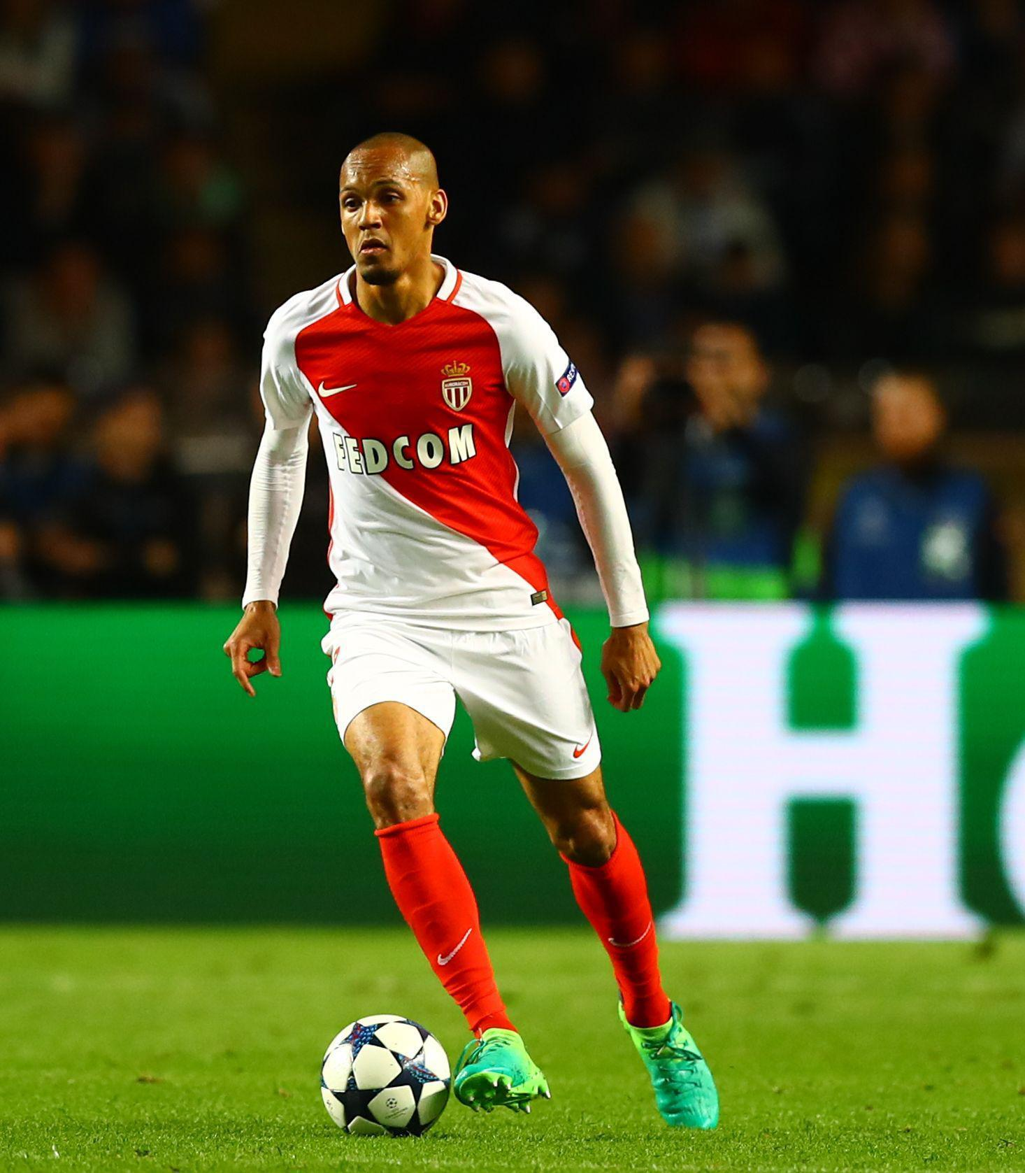 Fabinho is one of the Monaco players wanted by Europe's biggest sides
