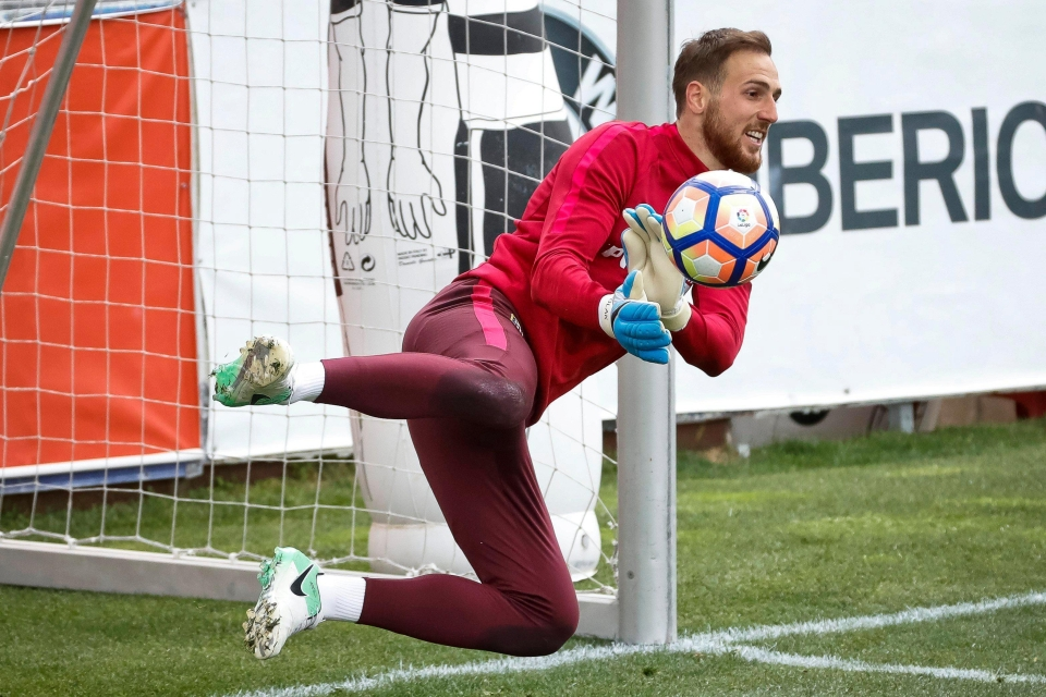 Jan Oblak's release clause will increase from £67million to £87m