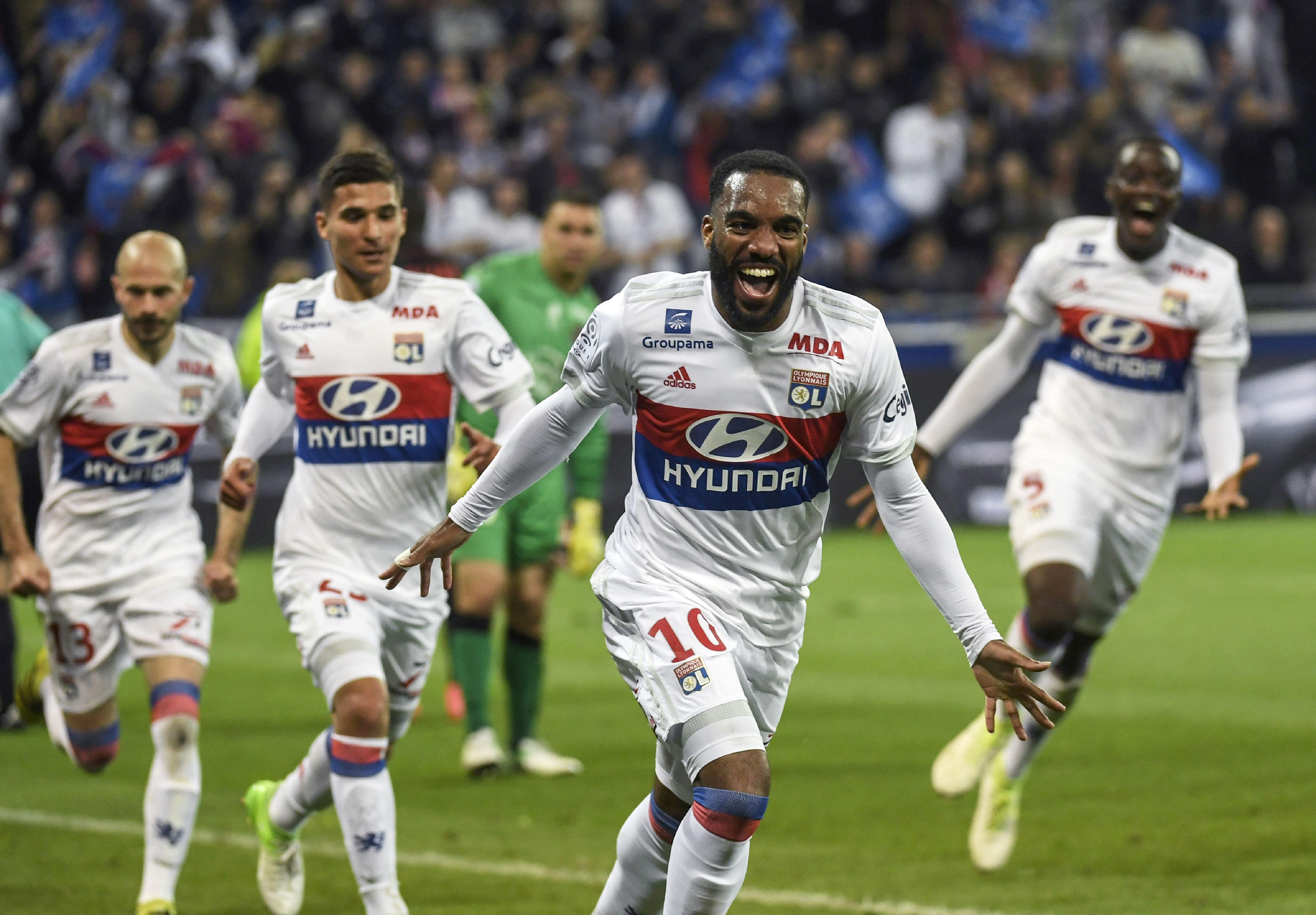 A deal for Lacazette is close