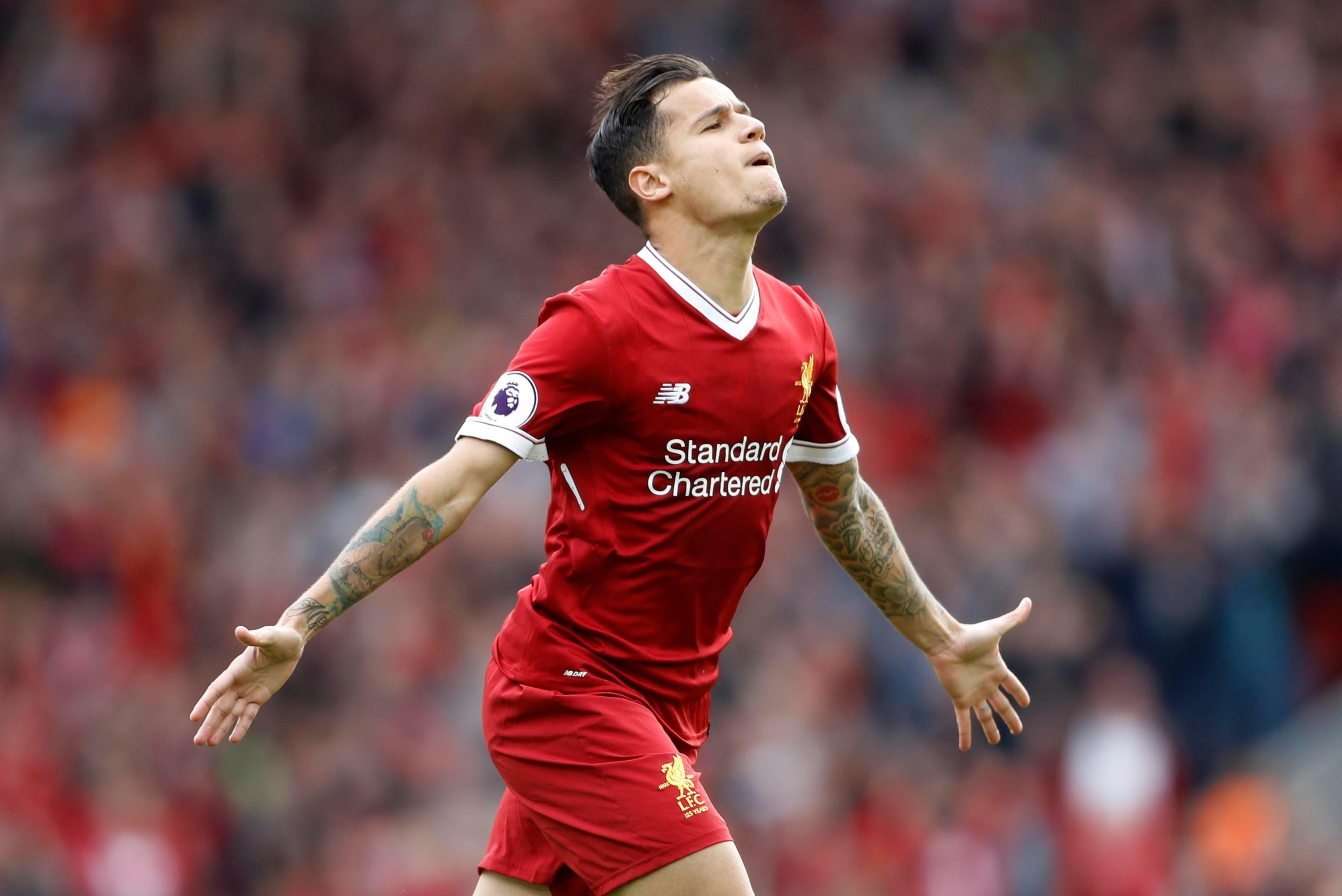 Liverpool star Philippe Coutinho is not for sale, says Jurgen Klopp