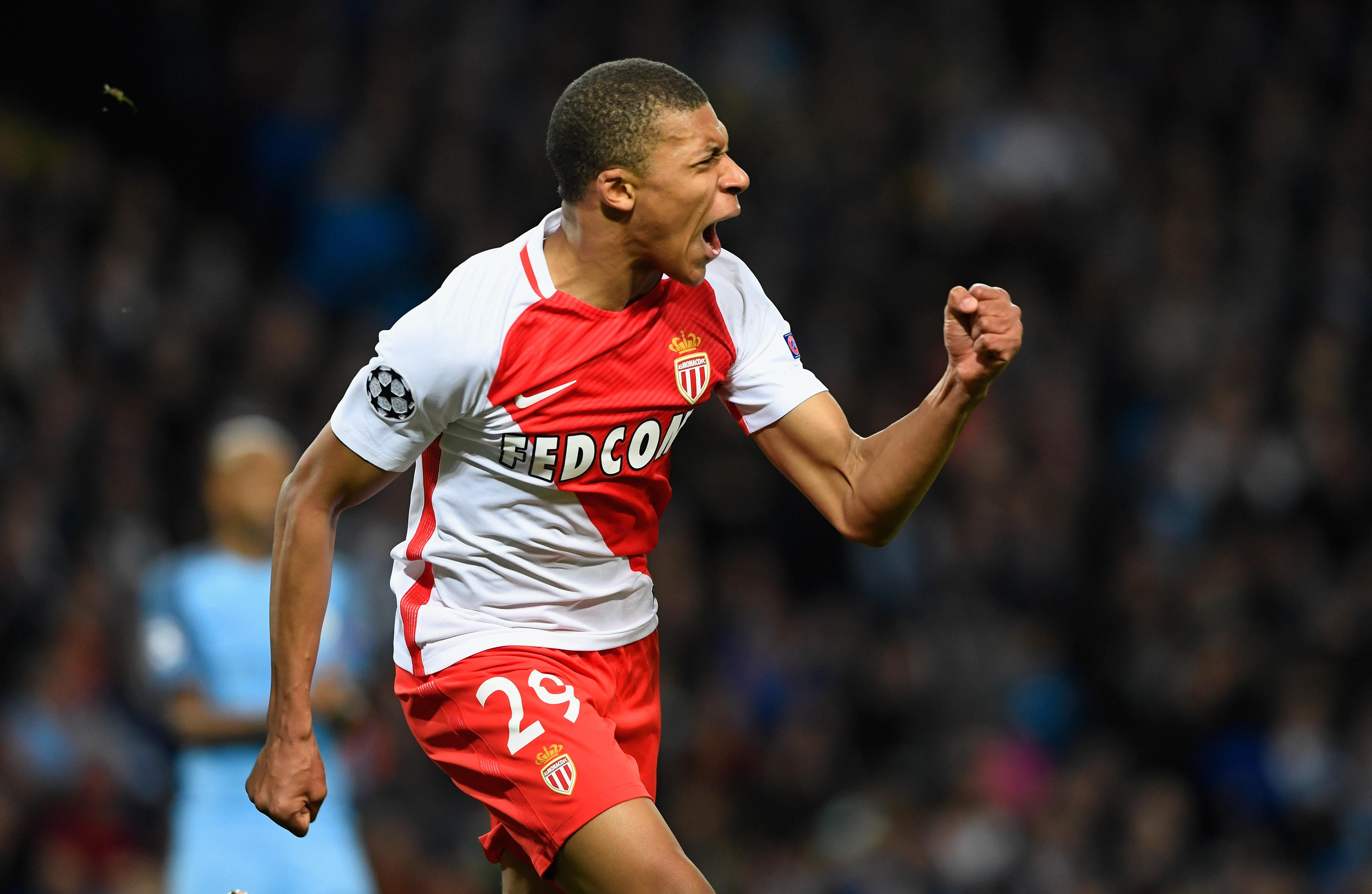 Monaco dumped out Man City on away goal in the Champions League last season prematurely ending a cracking tie