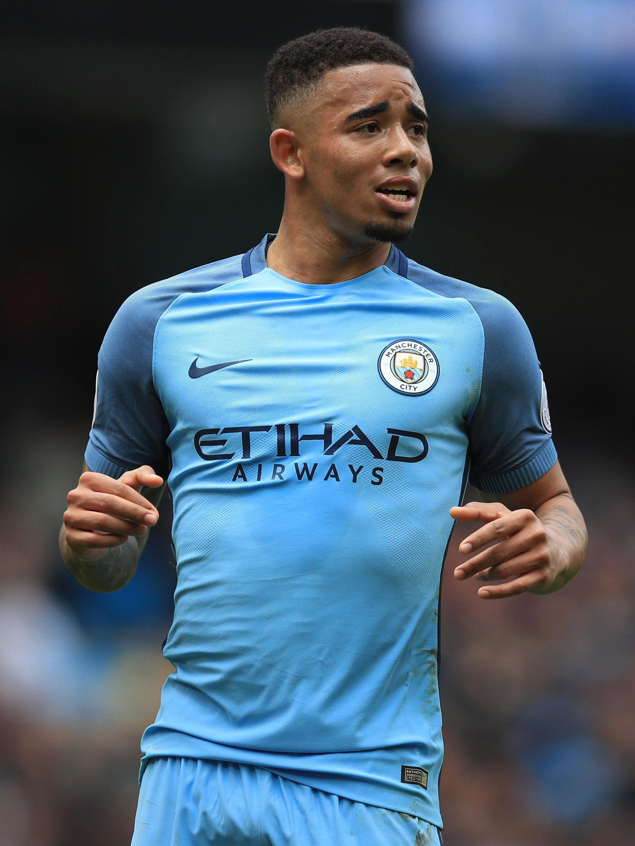 The arrival of Gabriel Jesus in January sparked rumours of Agueros exit