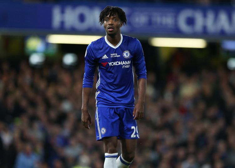 Rare shot of Chalobah wearing blue