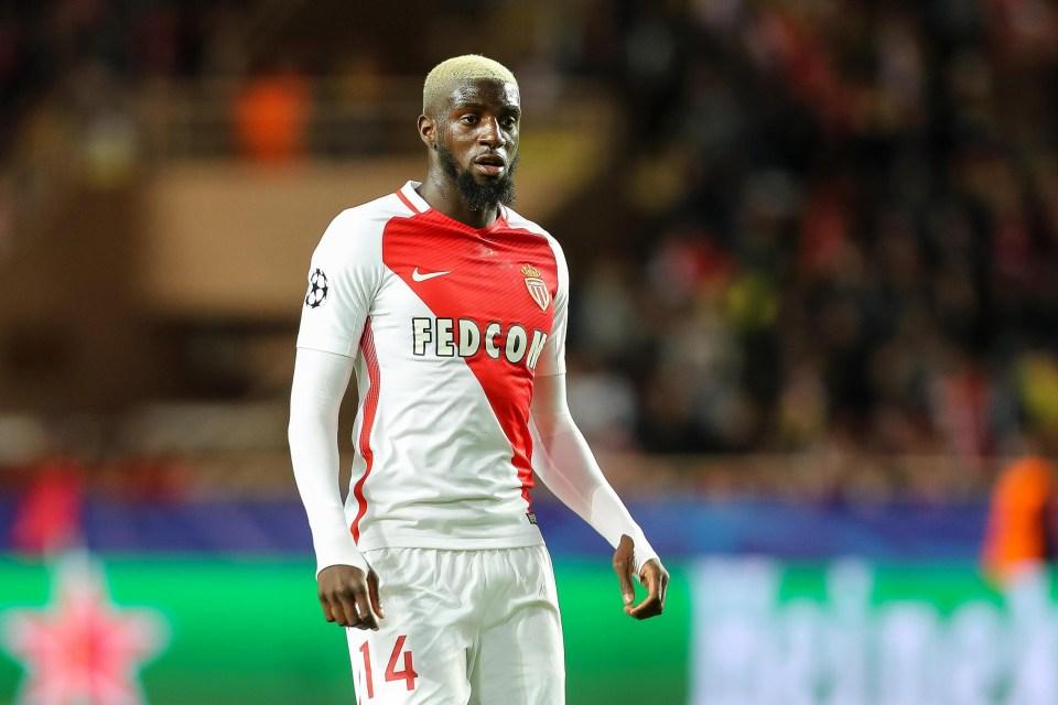Tiemoue Bakayoko is still wanted from Monaco