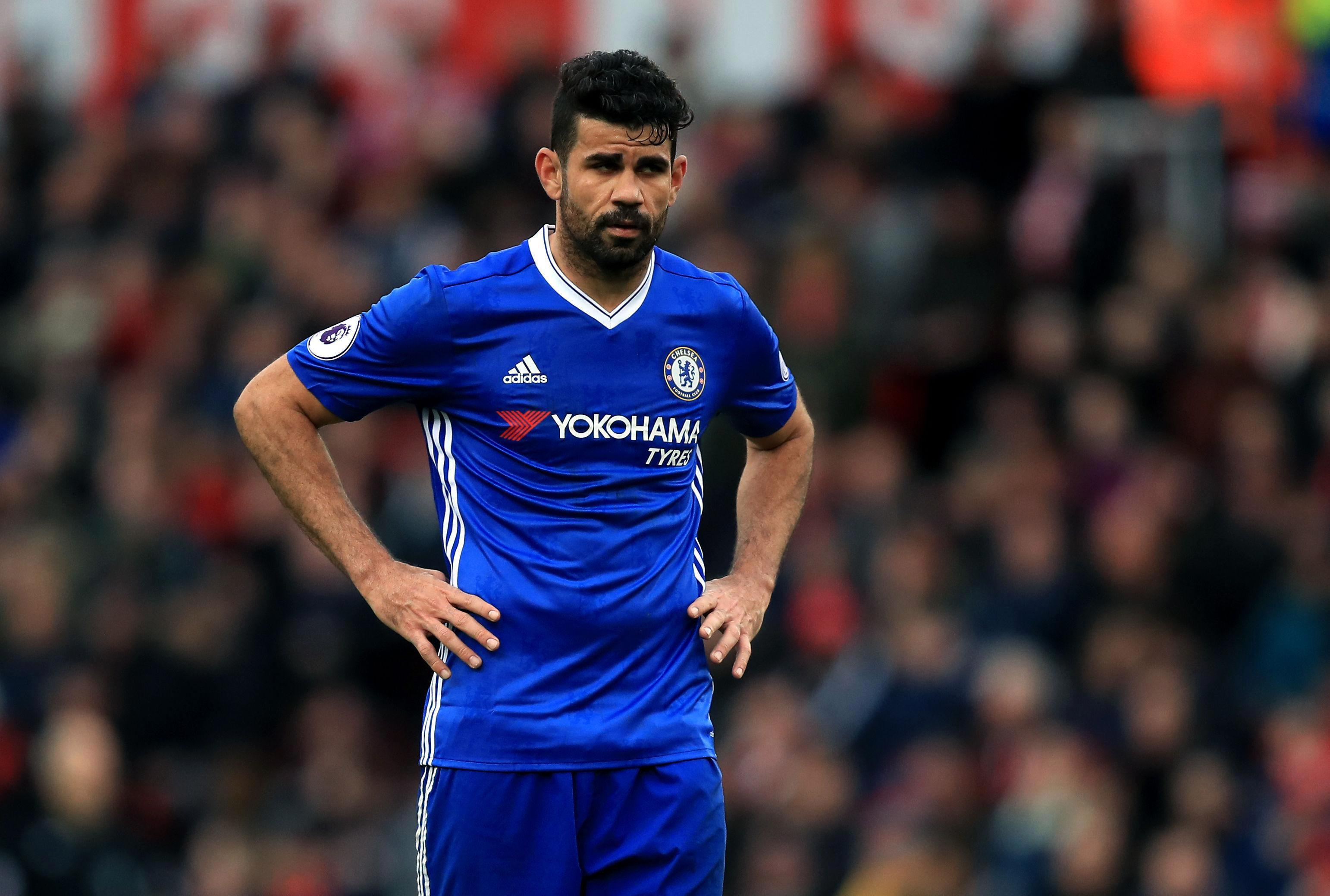 Chelsea striker Diego Costa is closing in on a return to Atletico Madrid