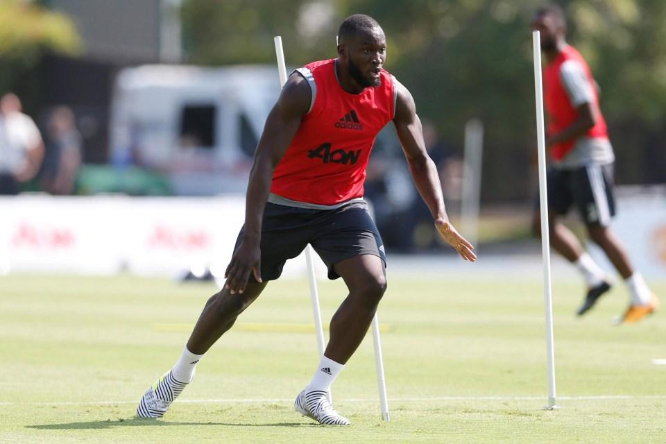 Manchester United splashed out £75million on Everton's Romelu Lukaku