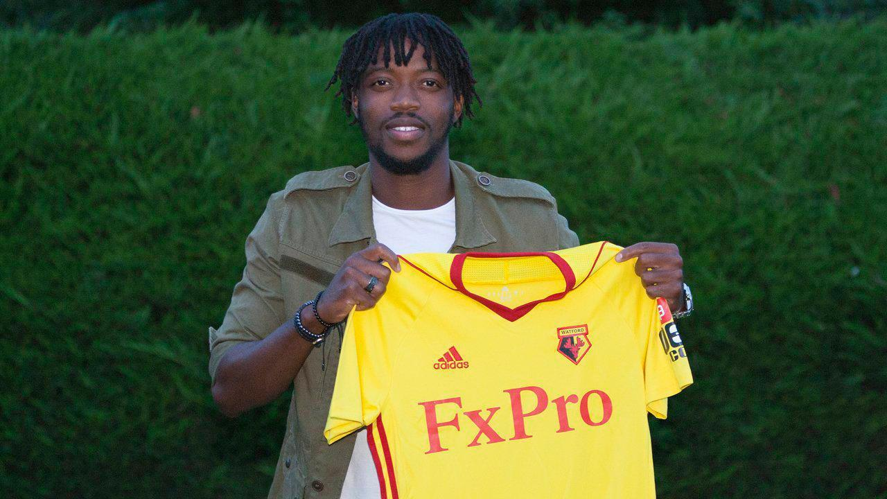 Nathaniel Chalobah has penned a five-year deal at Watford