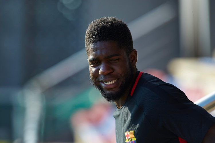 Umtiti is now officially a transfer source