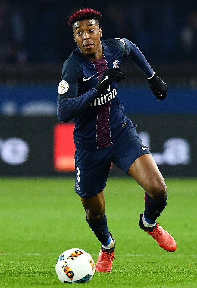 Liverpool and Everton are battling it out for PSG star Presnel Kimpembe