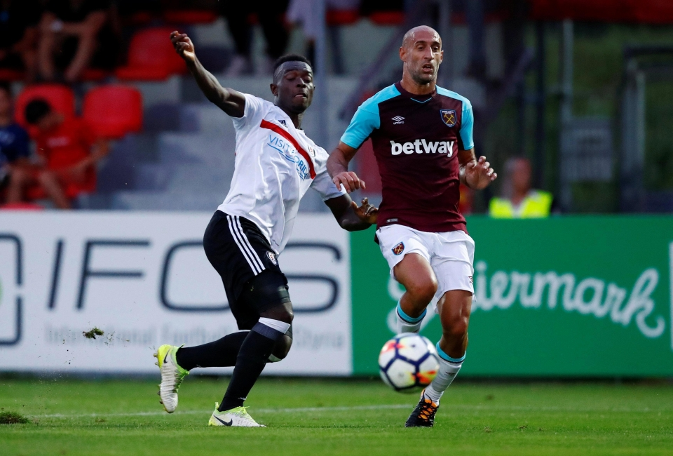 Pablo Zabaleta was one of four full-backs to exit the Etihad this summer, prompting Guardiola to invest in his replacement