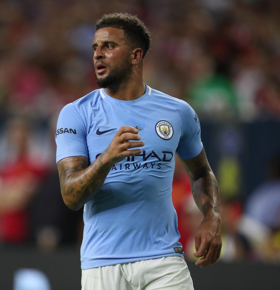 Much has been made of Kyle Walker's transfer to Manchester City this summer
