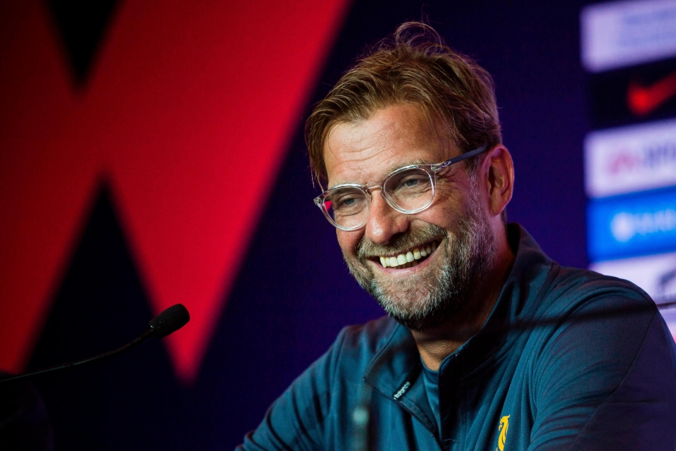 Klopp says he was encouraged by the conversation with Philippe Coutinho
