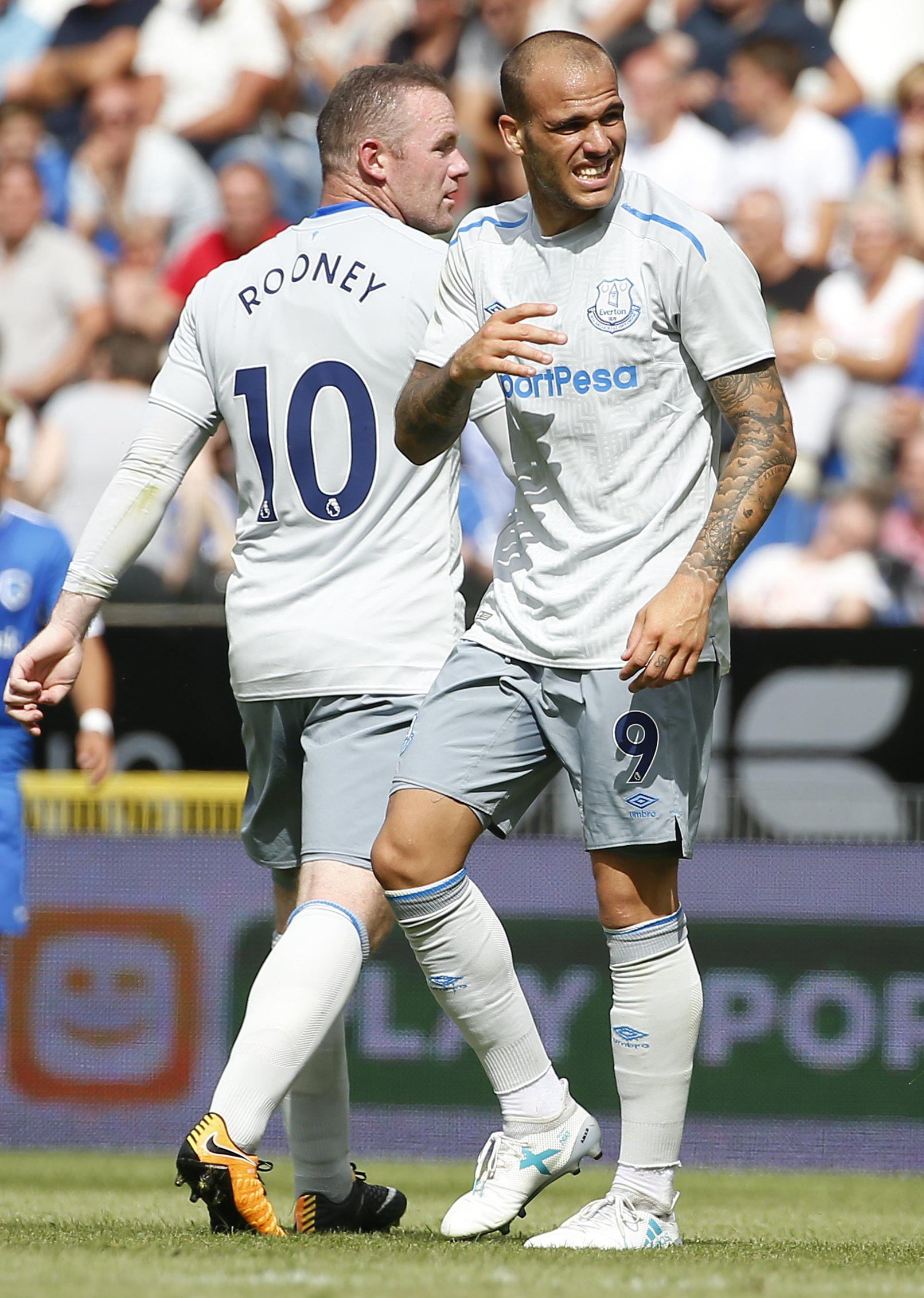 These two could form a decent partnership at Goodison