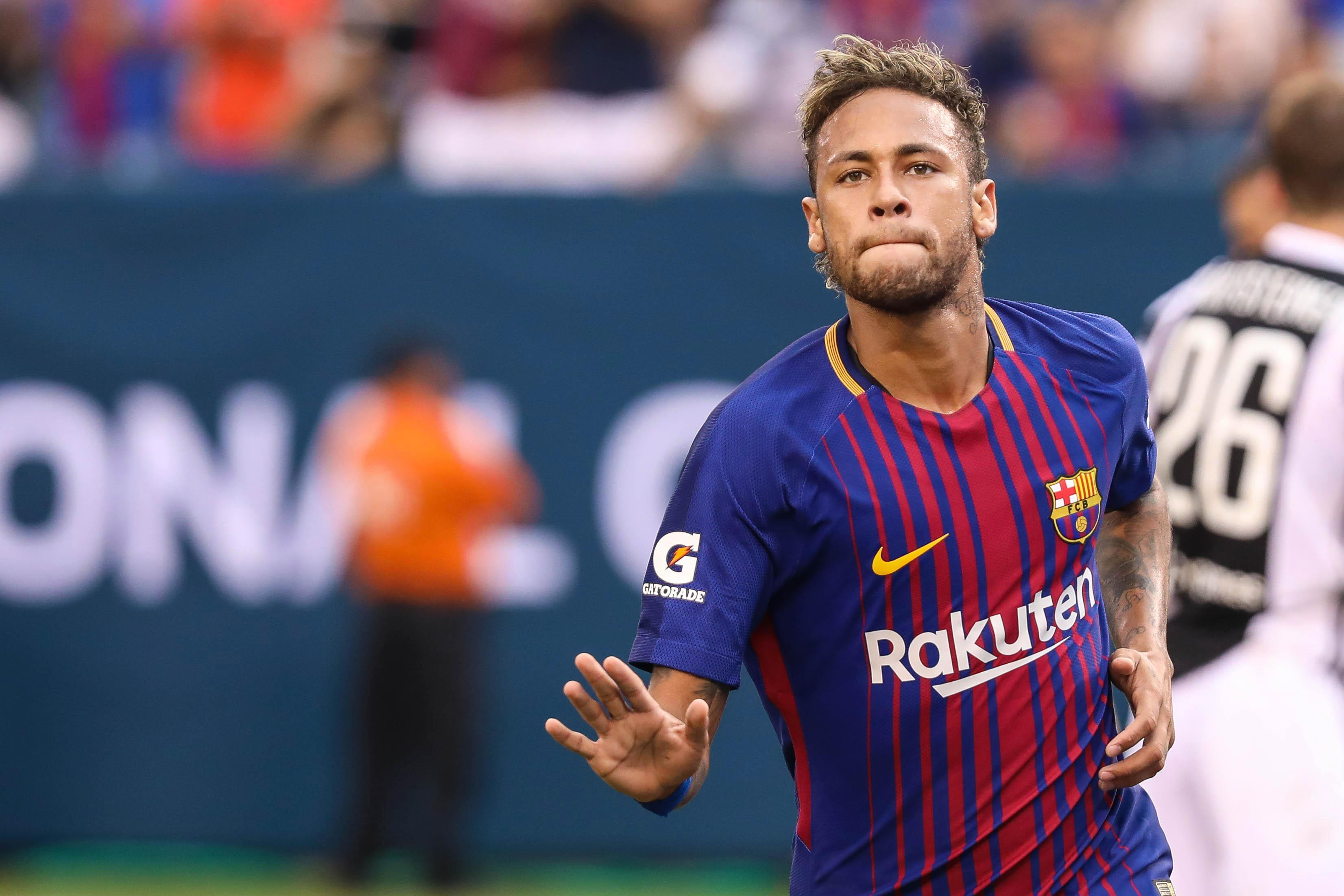 Neymar's future at Barcelona is up in the air with PSG interested in signing him