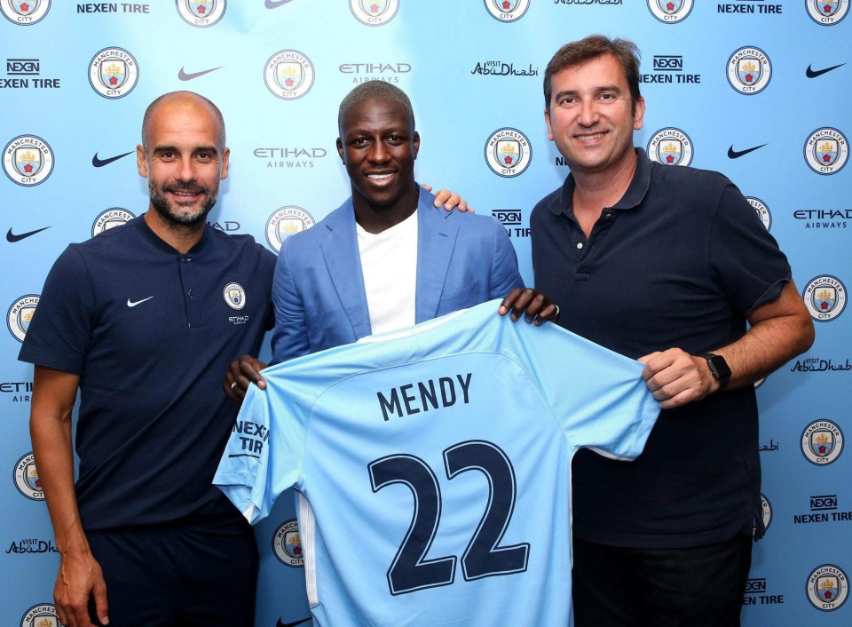 Benjamin Mendy has joined Manchester City for £52m this summer to improve the full-back positions