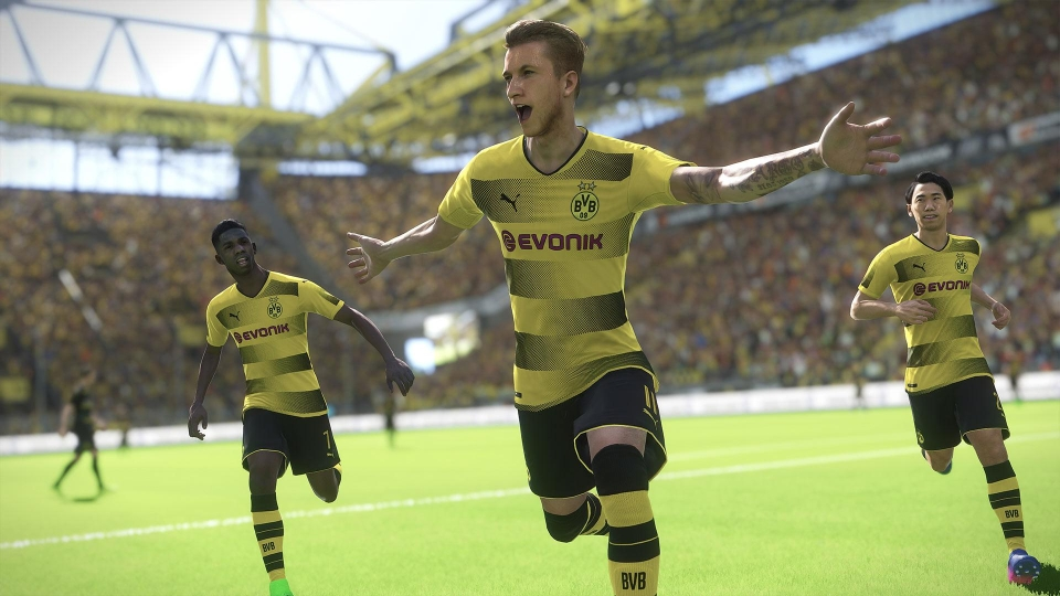 The latest PES 2018 trailer was received very well by audiences and could be better than FIFA 18