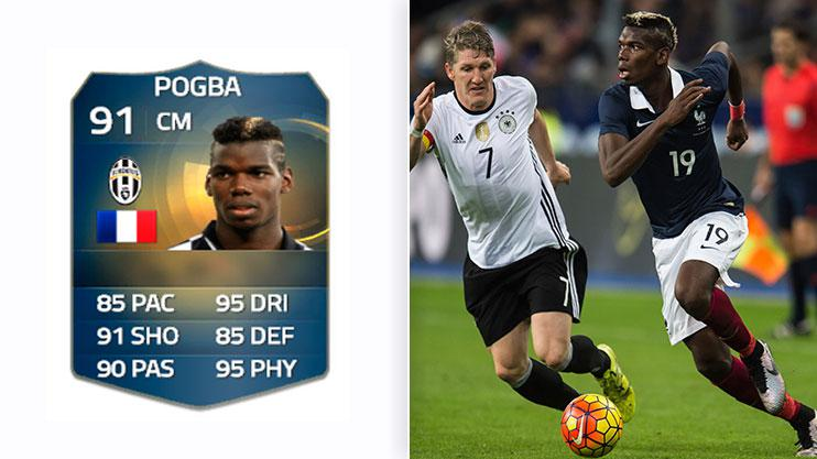 Paul Pogba was on the rise in 2015 as United searched for their receipt…