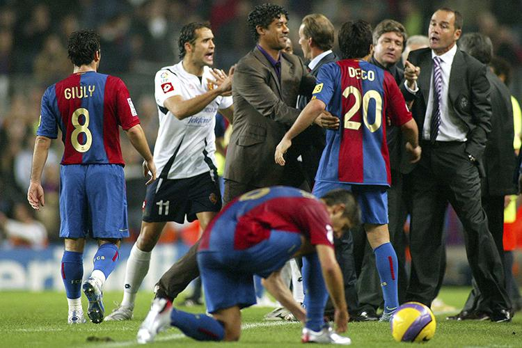 The Battle of Barcelona