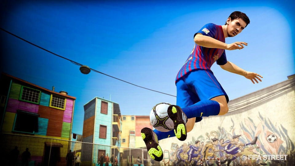 Fans have been wanting FIFA Street to return for years – although there's no signs it will