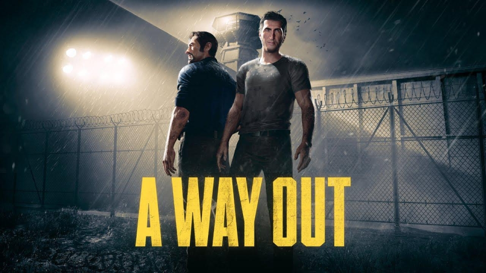 A Way Out looks like one of the most interesting games of recent years